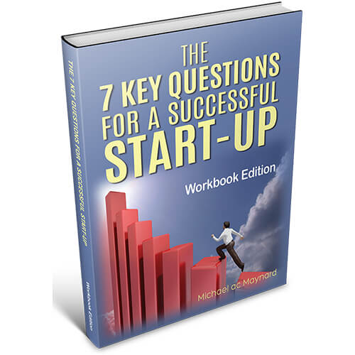 7 Key Questions for a successful start-up hardcopy cover