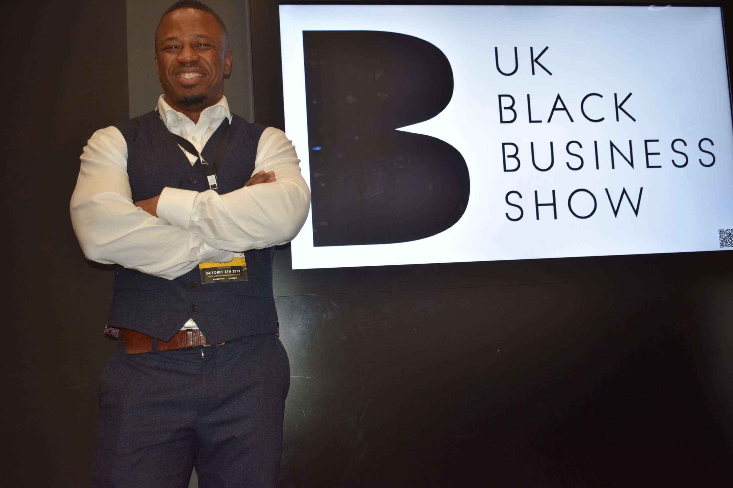 Business Start Up Seminar UK Black Business Show