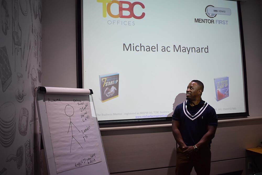 Michael ac Maynard Leading Seminar